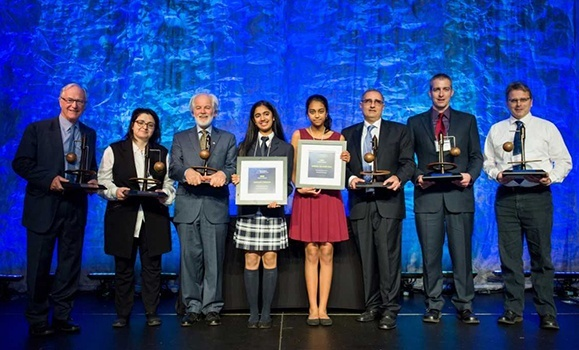 Dal researchers shine at 15th annual Discovery Awards