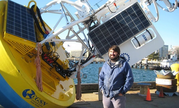 Quieter seas: Measuring noise reduction in the ocean during this pandemic