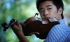 Becoming a violin virtuoso