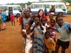 Dalhousie students and alumni help bring health care to Ghana