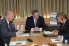 Dalhousie talks partnership with Hebrew University of Jerusalem