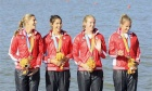 Paddling for gold at Pan American games