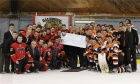 $100,000 smiles at the Residence Charity Face‑Off