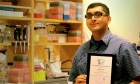 Student plaque attack research earns international raves