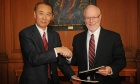 Dal signs new agreement with Northeastern University of China