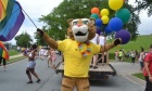 Dal represents at Halifax Pride 2013