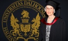 Three degrees and counting for 77‑year‑old grad