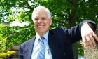 Senate chair's final salute