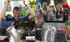Brrrrr‑ing it on: Dal community steps up to the Ice Bucket Challenge