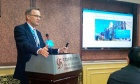 Universities and oceans: President Florizone presents at Beijing Forum