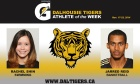 G2 Athletes of the Week (week ending Nov. 23)