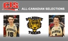 Duquette & Macdonald named CIS All‑Canadians