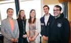 Global adventures: QEII Scholars set for summer internships