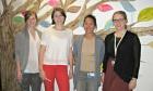 Students create inspirational rehab tree