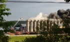 Fire strikes Agricultural Campus Ruminant Animal Centre