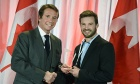 Masters student wins Mitacs award for innovative ultrasound technology