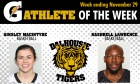 G2 Athletes of the Week (week ending Nov. 29)