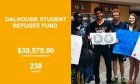 Student Refugee Fund surpasses goal thanks to Dal community's generosity