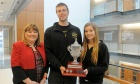 Dal strikes academic gold at business case competition