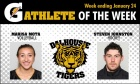 G2 Athletes of the Week