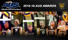 Tigers Take Home Six AUS Awards