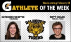 G2 Athletes of the Week (week ending February 29)