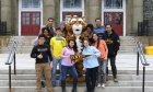 From around the world to here: Dal's growing international impact