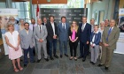 Treasury Board President Scott Brison announces NSERC funding at Dal