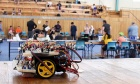 Dal students' a‑maze‑ing robots
