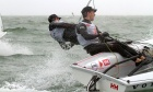 Dal alums Jacob and Graeme Saunders sail into Rio Olympics action