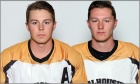 Family first: The story of men's hockey members Fabian and Daniel Walsh