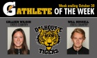 G2 Athletes of the Week (week ending Oct. 30)