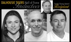 Dalhousie announces 2017 Tigers Hall of Fame inductees