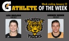 G2 Athletes of the Week (week ending Jan. 22)