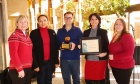 University Secretariat receives Dal's Healthy Workplace Award