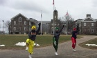 Dal dance party: Maritime Bhangra Group's newest video hits campus