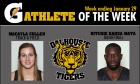 G2 Athletes of the Week (week ending Jan. 29)