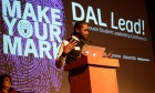 "Student leaders ""make their mark"" at Dal Lead! conference"