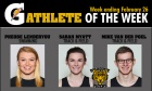 G2 Athletes of the Week (Week ending Feb. 26)