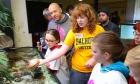 An ocean of curiosity: Exploring the Steele Ocean Sciences Building for Doors Open