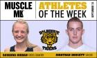 Tigers Athletes of the Week (Sep 25)