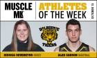 Tigers Athletes of the Week (Oct 15)