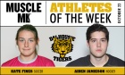 Tigers Athletes of the Week (Oct 22)
