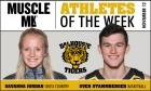 Tigers Athletes of the Week (Week Ending Nov 12)