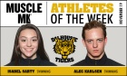 Tigers Athletes of the Week (week ending Nov 19)