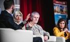 Panel ponders future of global leadership as U.S. wanes