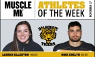 Tigers Athletes of the Week (Week Ending Nov 26)