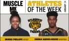Athletes of the Week (week ending Jan.14)