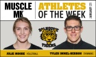 Athletes of the Week (week ending Jan. 21)