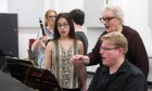 "Music students share ""Schubertiade"" with the community"